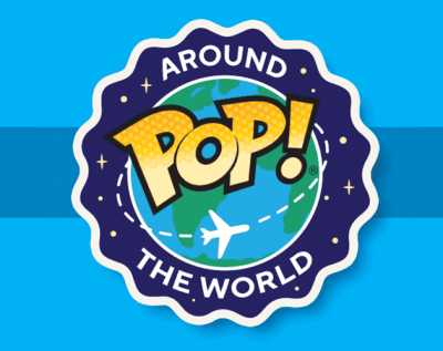 Funko Pop! Around the World Collection Available Now + January 2020 Spoiler!