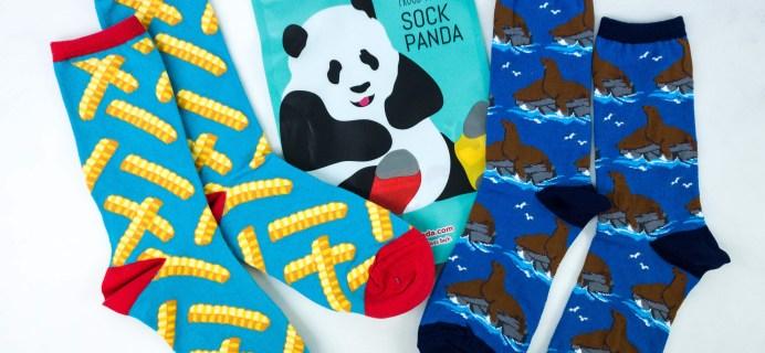 Sock Panda Tweens January 2020 Subscription Review + Coupon