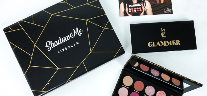 LiveGlam ShadowMe February 2020 Review + Coupon