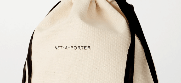 Net-A-Porter Beauty NET SUSTAIN Beauty Kit Available Now!