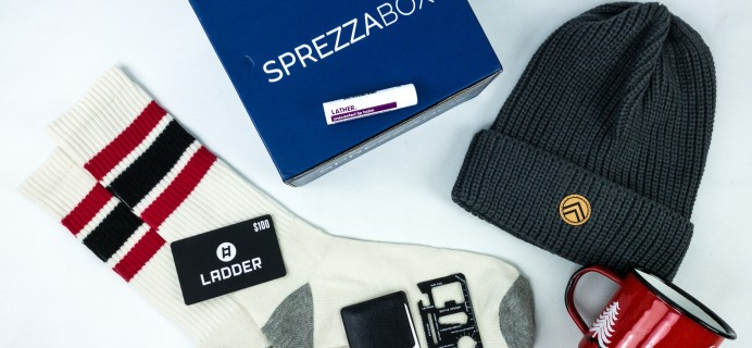 SprezzaBox January 2020 Subscription Box Review + Coupon – GREENPOINT