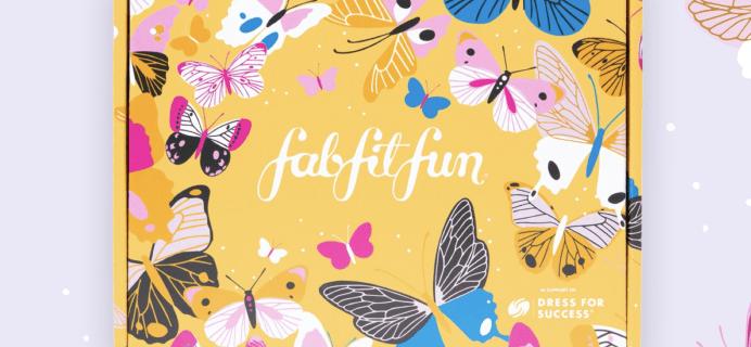 FabFitFun Spring 2021 Spoiler Clue + Coupon!