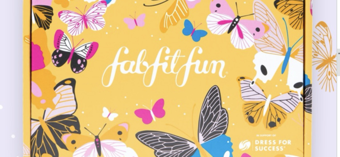 FabFitFun Spring 2020 FULL Spoilers – ALL Items!