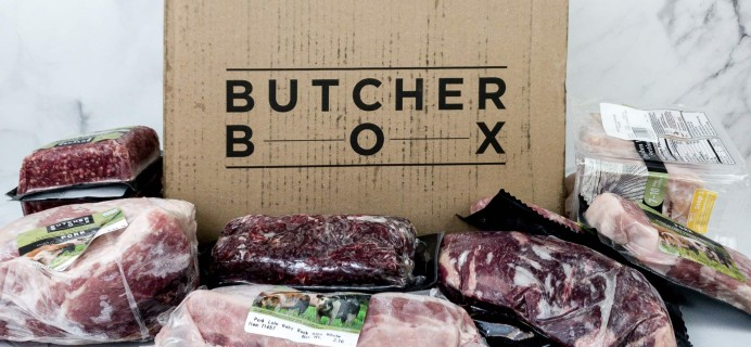 Butcher Box January 2020 Subscription Box Review + Coupon – BEEF AND PORK BOX