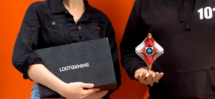 Loot Gaming February 2020 Theme Spoilers & Coupon!