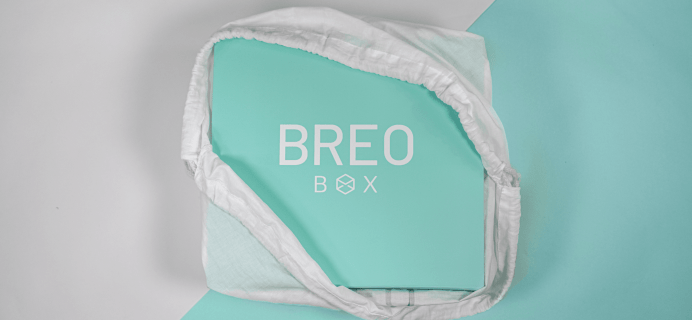 Breo Box Spring 2020 Spoiler #3 + Coupon!
