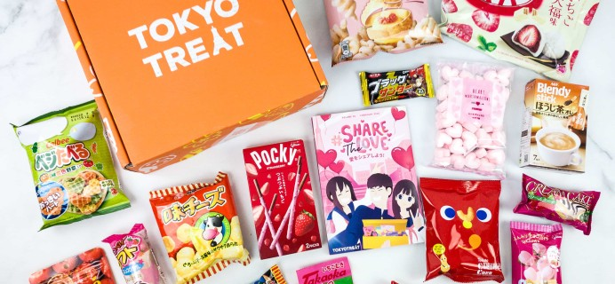 Tokyo Treat February 2020 Subscription Box Review + Coupon
