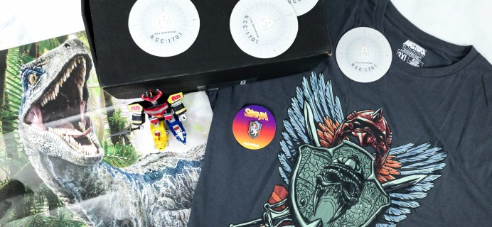 Loot Crate August 2019 Review + Coupons