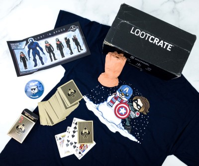 Loot Crate December 2019 Review + Coupons