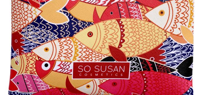 So Susan Color Curate February 2020 Full Spoilers!