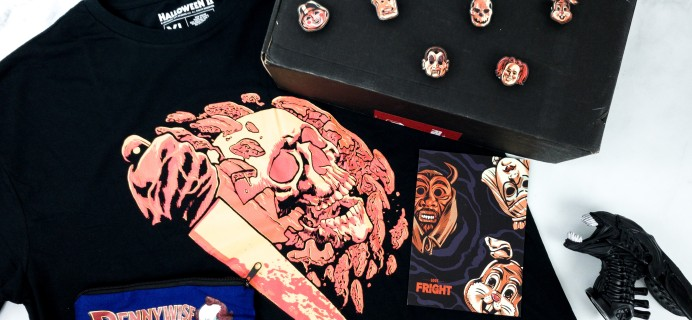 Loot Fright September 2019 Subscription Box Review + Coupon