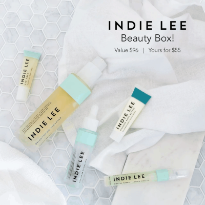 Safe & Chic Indie Lee Beauty Box Available Now + Full Spoilers!