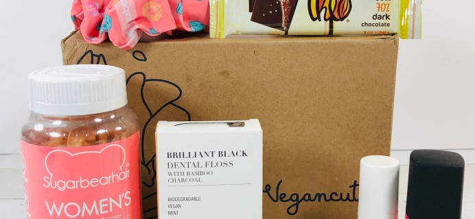 Vegancuts Beauty Box February 2020 Subscription Box Review + Coupon