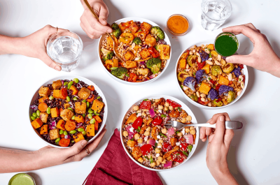 Mosaic Foods Cyber Monday Deal: Get $45 OFF First Three Orders of Plant Based Frozen Meal Subscription!
