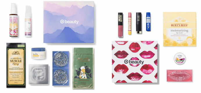 February 2020 Target Beauty Boxes Available Now – $7 Shipped!