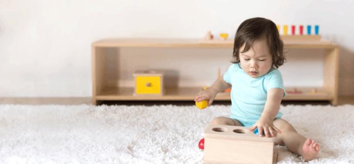 Monti Kids – Review? Kids Developmental Toys Subscription + Coupon!