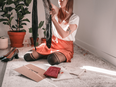 Rachel – Review? Tights Subscription + Coupon!