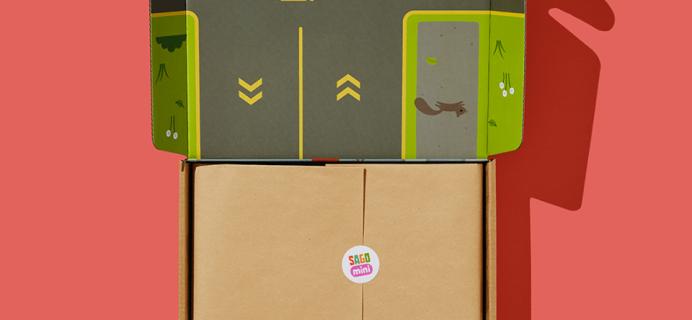 Sago Mini Box – Review? Kids Activity Subscription + Coupon!