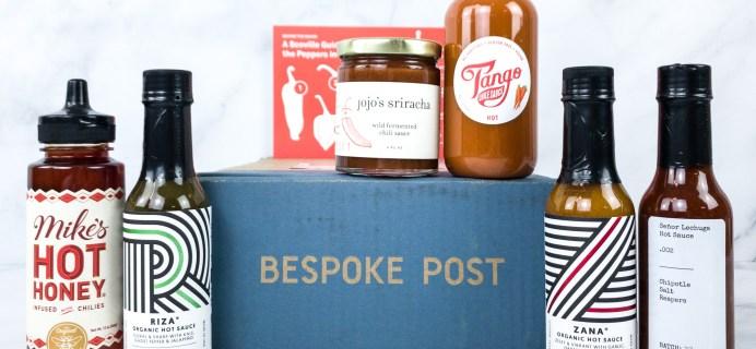 Bespoke Post SCORCH Box Review & Coupon