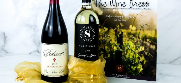 Gold Medal Wine Club January 2020 Review & Coupon – Gold Wine Club!