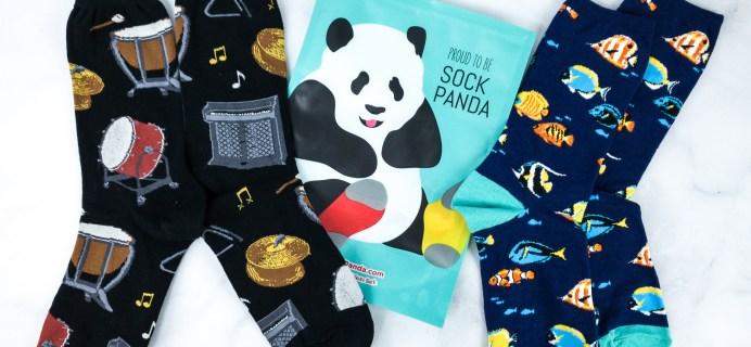 Sock Panda Tweens February 2020 Subscription Review + Coupon