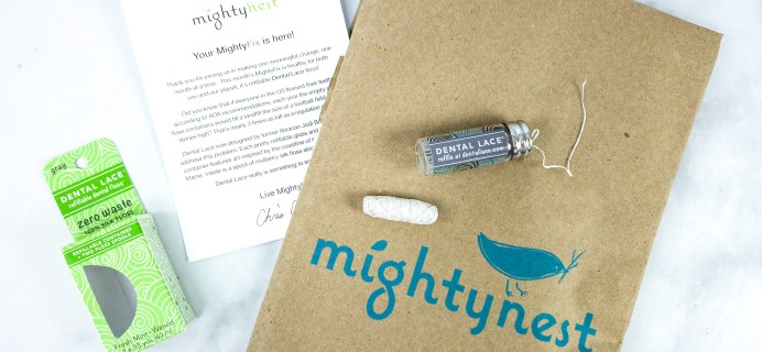 Mighty Fix January 2020 Review + First Month $3 Coupon!