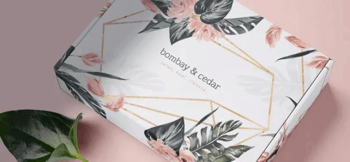 Bombay & Cedar Lifestyle Box June 2020 Spoiler #2 UPDATE + Coupon!