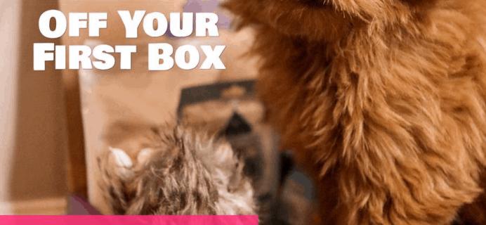 PupBox Valentine's Day Sale: Get  75% Off Your First PupBox!