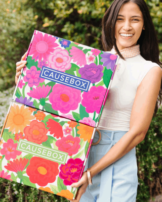 Causebox Flash Deal: Get 30% Off Your First Box!