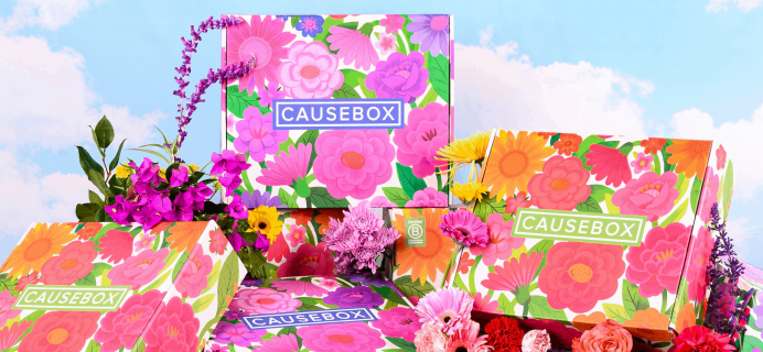 CAUSEBOX Spring 2020 Box Selection Time!