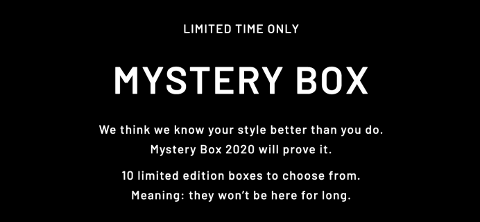 Universal Standard Mystery Boxes Available Now!