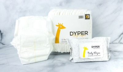 Dyper Subscription Box Review + FREE Trial Coupon