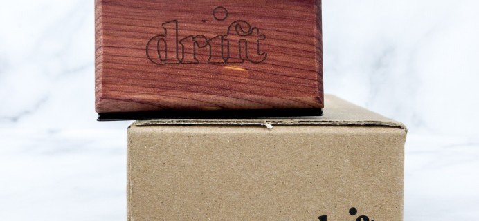 Drift Modern Air Freshener February 2020 Subscription Review + Coupon – Wood!