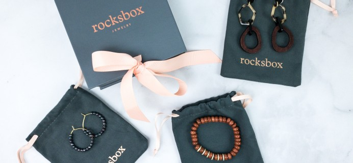 RocksBox February 2020 Review + FREE Month Coupon!
