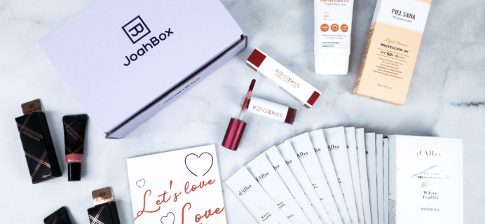JoahBox February 2020 Subscription Box Review