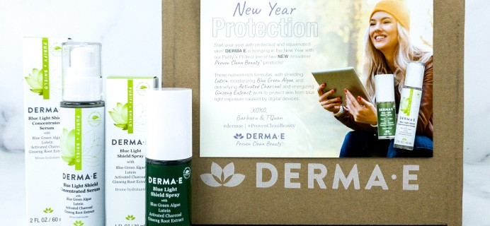 Derma-E Purify + Protect Collection Review