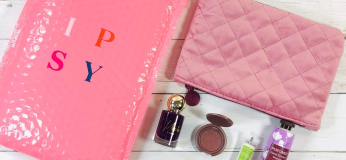 Ipsy Glam Bag February 2020 Review