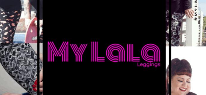 My Lala Leggings – Review? Leggings Subscription!