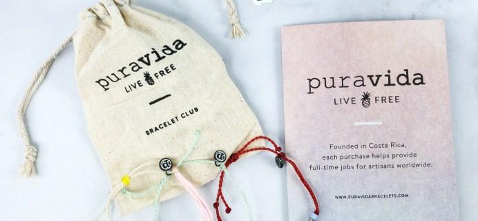 Pura Vida Bracelets Club February 2020 Review + Coupon!