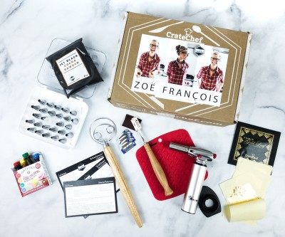 Crate Chef February 2020 Subscription Box Review + Coupon!