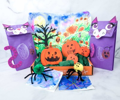 We Craft Box October 2019 Subscription Box Review + Coupons!