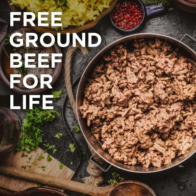 ButcherBox Sale: FREE Ground Beef FOR LIFE!