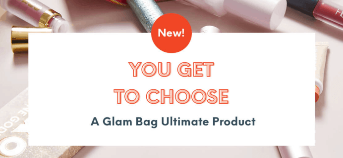 Ipsy Glam Bag Ultimate November 2020 Choice Time!