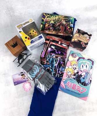 Akibento December 2019 Subscription Box Review & Coupon