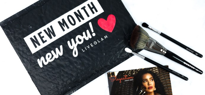 MorpheMe Brush Club March 2020 Subscription Box Review + Free Brush Coupon!