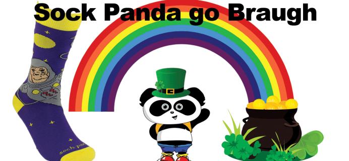 Sock Panda March Sale: Get 13% Off + FREE Socks!