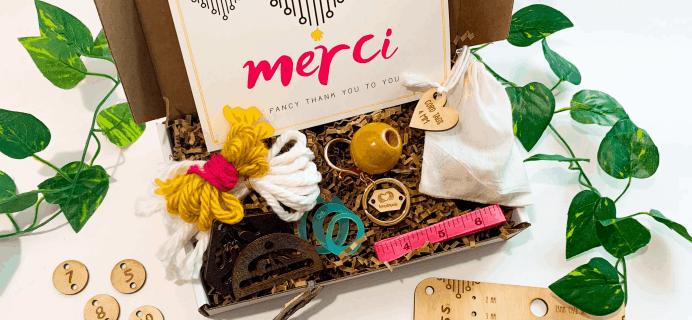 Oui Macramé – Review? DIY Craft Subscription!