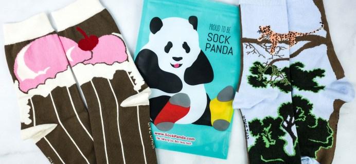 Sock Panda Tweens March 2020 Subscription Review + Coupon