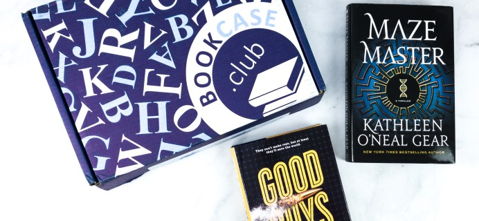 BookCase Club March 2020 Subscription Box Review & Coupon – STRANGE WORLDS