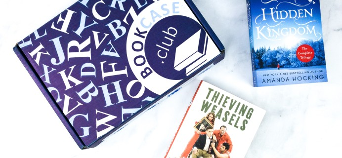 BookCase Club March 2020 Subscription Box Review & Coupon – TEENAGE DREAMS